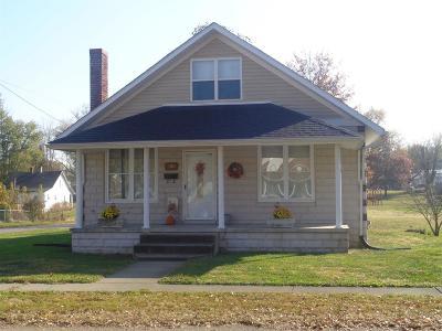 Pendleton County Single Family Home For Sale: 500 Liberty Street