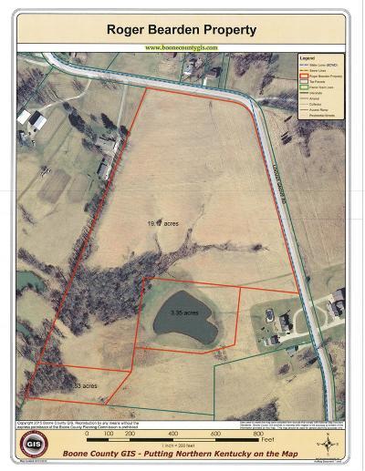 Burlington Residential Lots & Land For Sale: Locust Grove Road