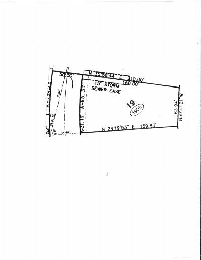 Kenton County Residential Lots & Land For Sale: 1905 Bridle Path