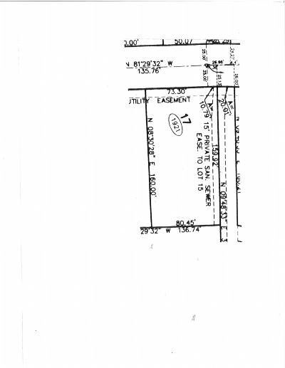 Kenton County Residential Lots & Land For Sale: 1921 Bridle Path