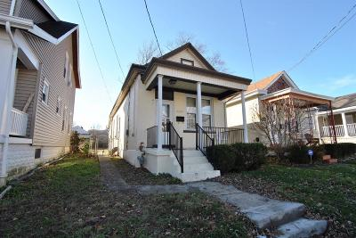 Latonia, Taylor Mill Single Family Home For Sale: 2749 Alexandria Avenue