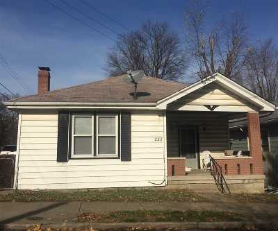 Boone County, Kenton County Single Family Home For Sale: 222 E 16th Street