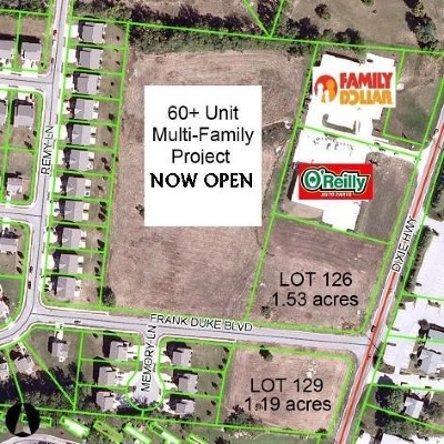 Florence Residential Lots & Land For Sale: 10295 Dixie