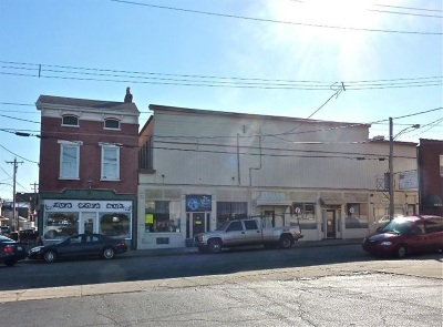 Commercial Sold: 108-116 E 8th Street