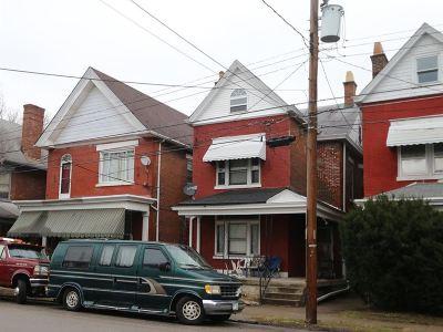 Kenton County Multi Family Home For Sale: 1826 Scott