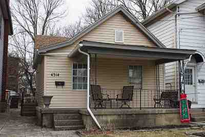 Boone County, Kenton County Single Family Home For Sale: 4314 Glenn