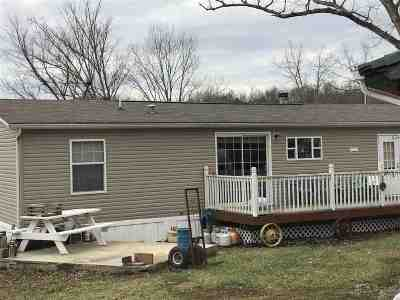 Grant County Single Family Home For Sale: 525 Corinth Shore
