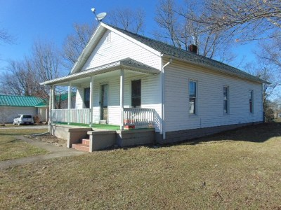 Owen County Single Family Home For Sale: 306 Seminary