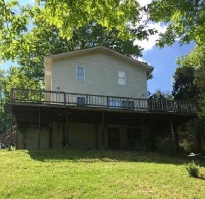Owen County Single Family Home For Sale: 445 Elk Lake Resort, Lot 943 Road #943