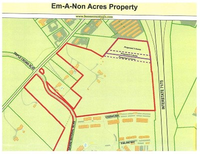 Walton Residential Lots & Land For Sale: Grand National Boulevard
