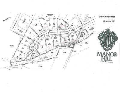 Boone County, Kenton County Residential Lots & Land For Sale: 84 Willowhurst Trace #84