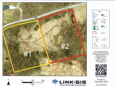 Alexandria Residential Lots & Land For Sale: Reitman Rd #1&2