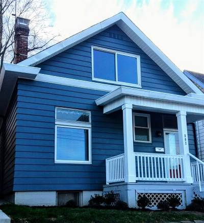 Dayton Single Family Home For Sale: 802 E 7th Avenue