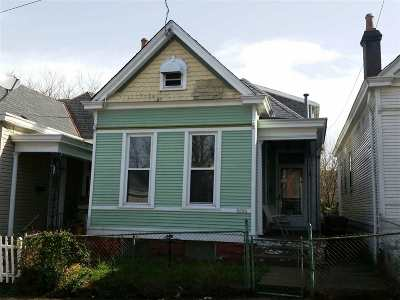 Covington Single Family Home For Sale: 2032 Mackoy Street