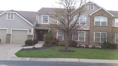 Campbell County Condo/Townhouse For Sale: 301 Spyglass Court #102