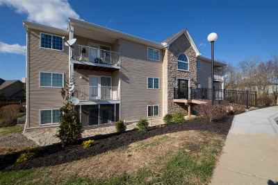 Campbell County Condo/Townhouse For Sale: 10559 Lynn Lane #2