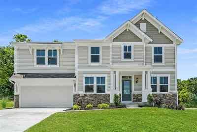 Alexandria Single Family Home For Sale: 7990 Arcadia Boulevard