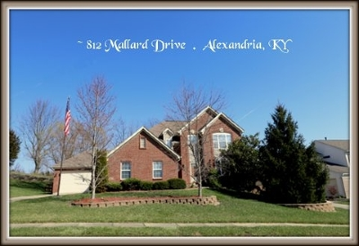 Alexandria Single Family Home For Sale: 812 Mallard Drive