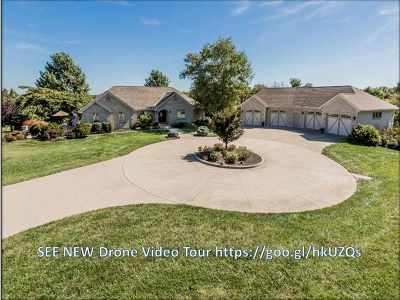 Boone County, Campbell County, Kenton County Single Family Home For Sale: 3670 Idlewild Road