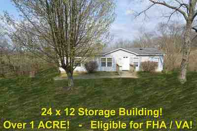 Gallatin County Single Family Home For Sale: 340 Hunters Ridge