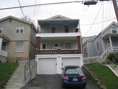 Campbell County Multi Family Home For Sale: 50 19th Street
