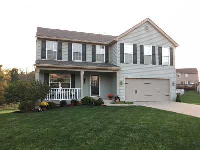 Boone County Single Family Home For Sale: 12353 Padgett Court