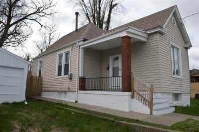 Dayton Single Family Home For Sale: 414 3rd Avenue
