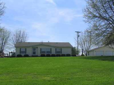 Owen County Single Family Home For Sale: 440 Old Sweet Owen Road