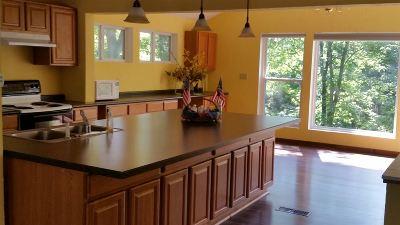 Owen County Single Family Home For Sale: 445 Elk Lake Resort Lots 1157, 1158, 1181
