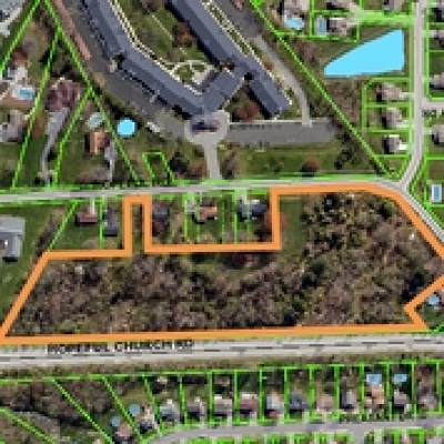 Florence Residential Lots & Land For Sale: 6500 Hopeful Church Road