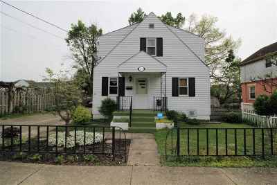 Kenton County Single Family Home For Sale: 1734 Eastern Avenue