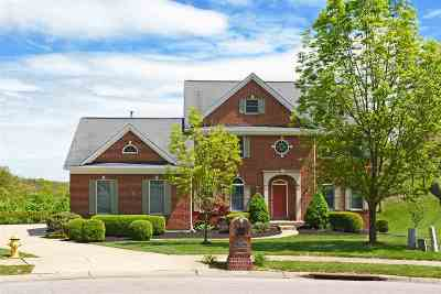 Edgewood Single Family Home For Sale: 3083 Waterbury Court