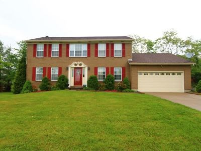 Boone County Single Family Home For Sale: 10868 Appaloosa Drive