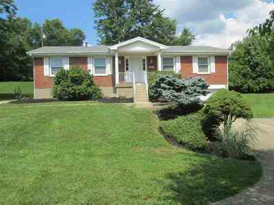Lakeside Park Single Family Home For Sale: 252 S. Ashbrook Circle
