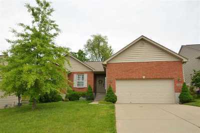 Boone County Single Family Home For Sale: 6912 Lucia Drive