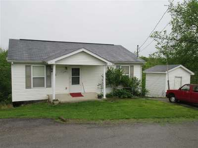 Grant County Single Family Home For Sale: 220 Thomas Lane