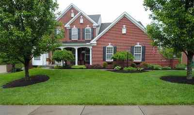 Covington Single Family Home For Sale: 3180 Manor Hill