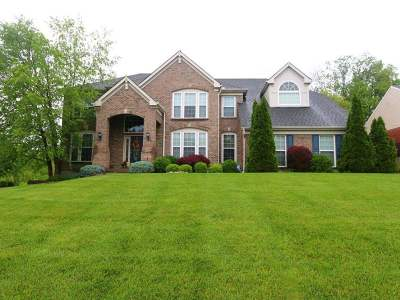 Hebron Single Family Home For Sale: 2416 Lost Willow Court