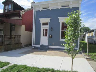 Newport Single Family Home For Sale: 403 Forrest Street