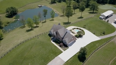 Boone County Farm For Sale: 9500 East Bend Road