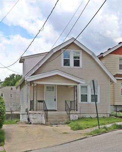 Covington, Independence, Taylor Mill Single Family Home For Sale: 1235 Parkway Avenue