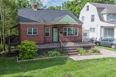 Fort Thomas Single Family Home For Sale: 713 S Grand Avenue