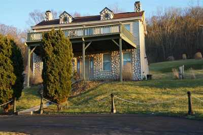Bromley, Ludlow Single Family Home For Sale: 439 River Road
