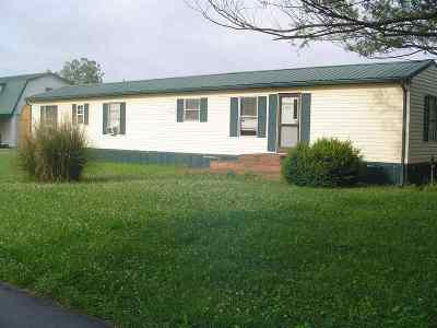 Gallatin County Single Family Home For Sale: 45 Paintlick Rd