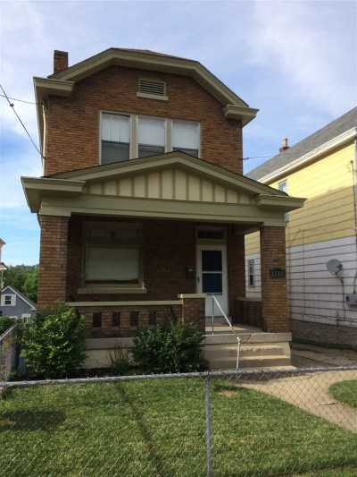 Dayton Single Family Home For Sale: 1121 5th Avenue