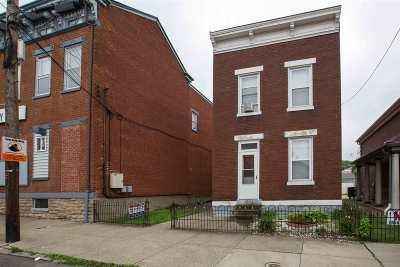 Newport Single Family Home For Sale: 404 Thornton Street