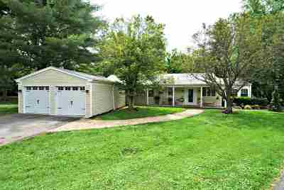 Ryland Heights Single Family Home For Sale: 5 Sylvan Lake Drive
