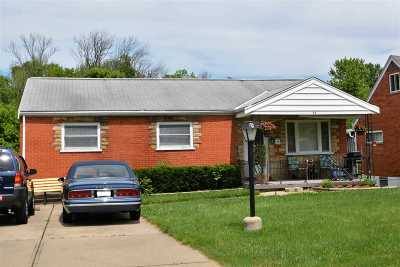 Boone County Single Family Home For Sale: 64 Burk Avenue