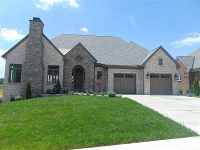 Crestview Hills Single Family Home For Sale: 309 Crown Point