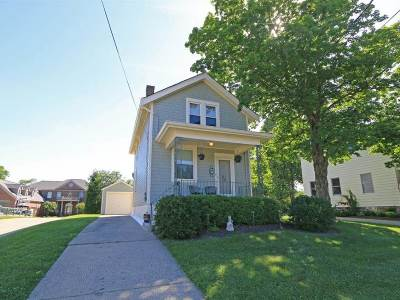Fort Mitchell Single Family Home For Sale: 48 Virginia Avenue